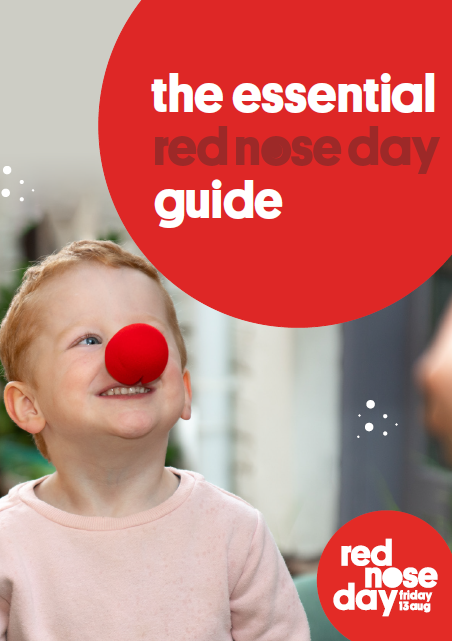 Red Nose Day Fundraising Guide