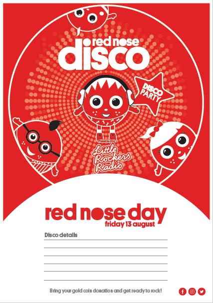 Disco Event Poster