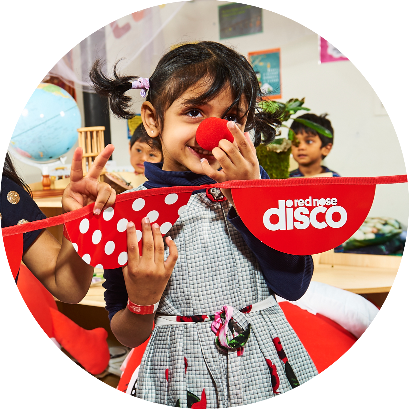 The Little Rockers Red Nose Disco Pack